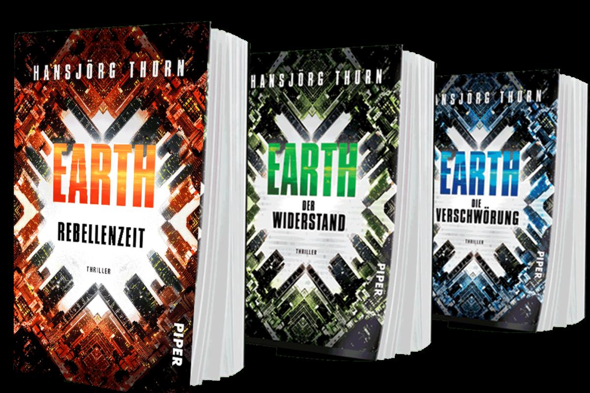 Earth Rebellenzeit